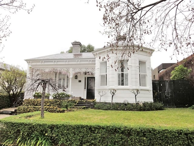 Victorian Splendour in the Heart of Armadale