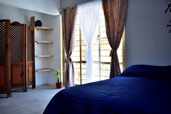 Habitación Azul - Casa Concordia