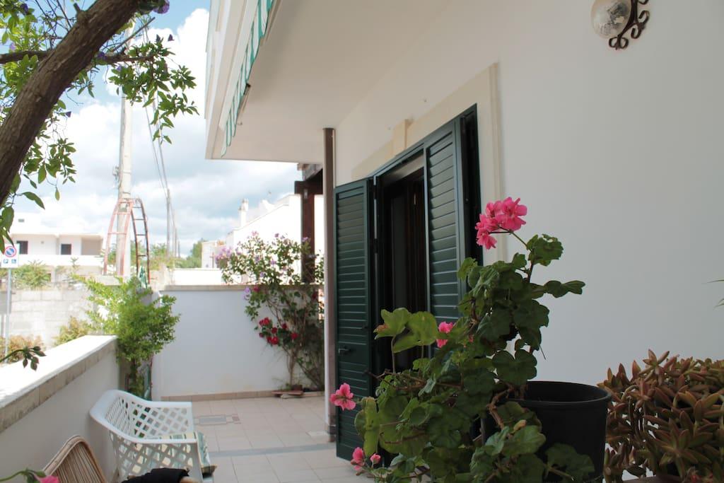Casa donato piano terra salento appartamenti in affitto - Piano casa puglia ...