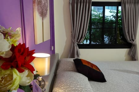Guesthouse, Standard double room - Cha-am - Bed & Breakfast