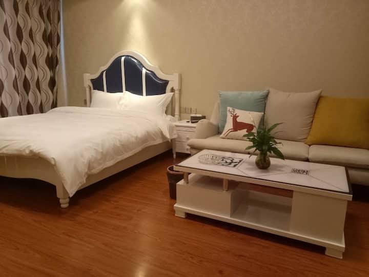 Jindong qu, jinhua shi, 海岸线酒店式公寓