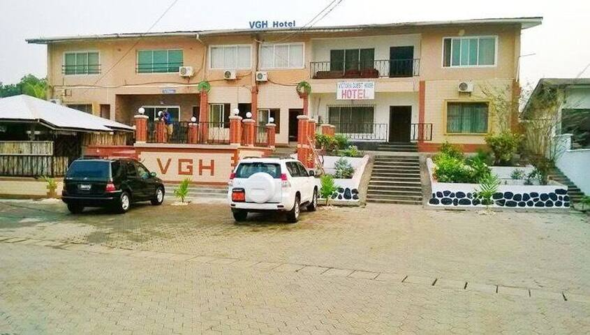 Victoria Guest House, Limbe (with WI-FI)