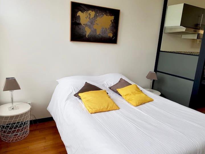 1. Appartement neuf, lumineux, résidence sécurisée