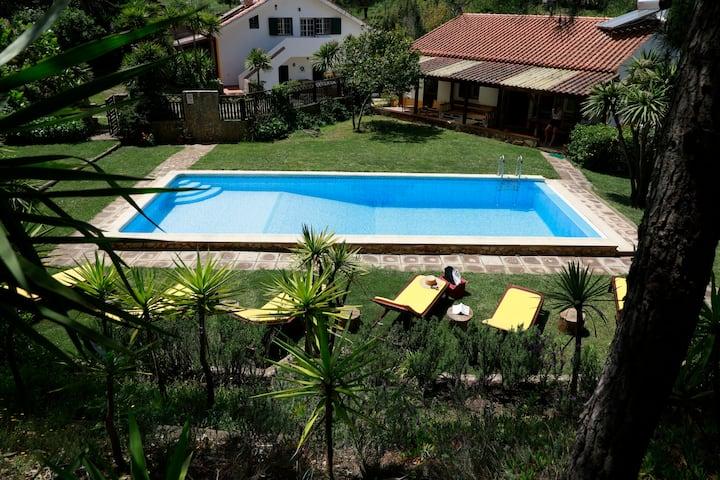 quinta camarena, country property near the beach