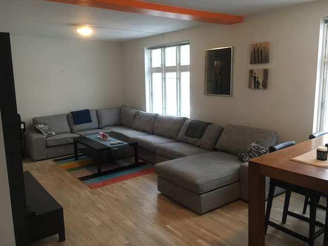 Spacious 3 Bedroom Apartment Close the City Center