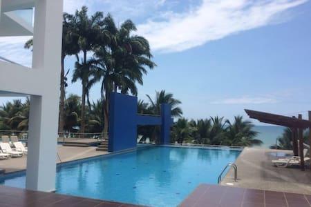 SUITE/ Resort Playa Azul- Tonsupa-Ecuador-PACÍFICO - Tonsupa