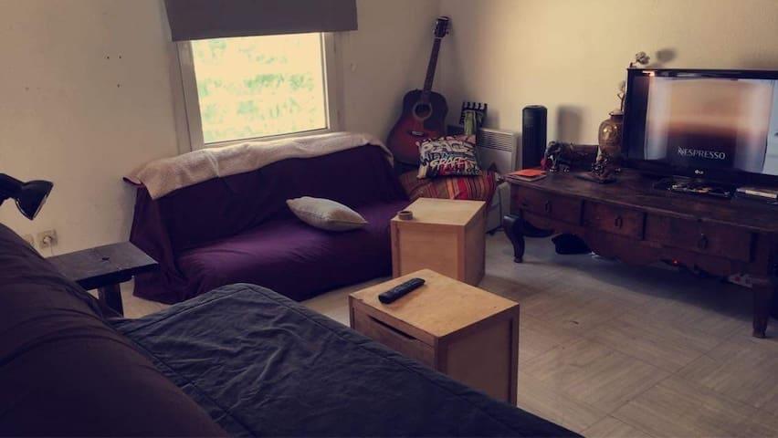 Appartement 20m² Montpellier