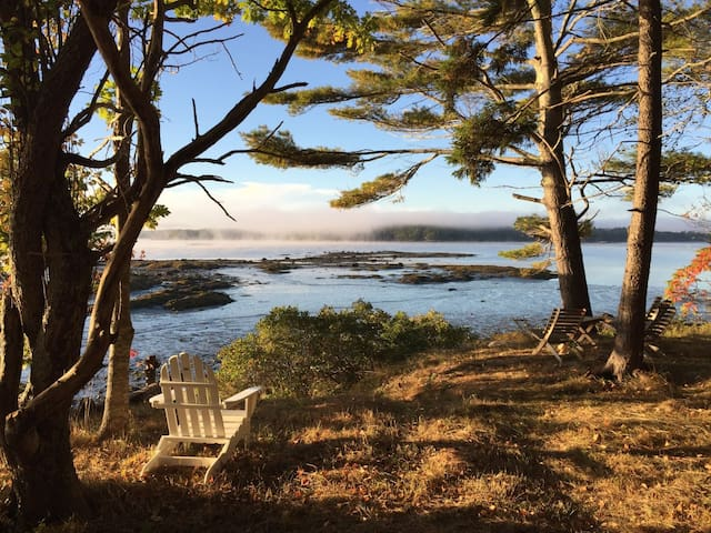 Sea Heather Cottage - Waldoboro - House