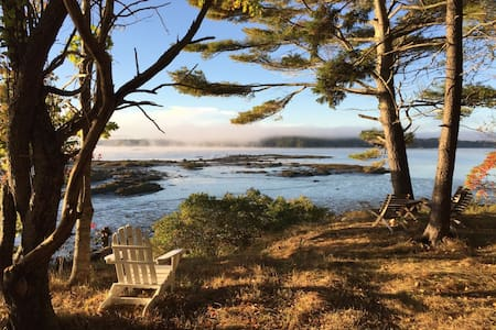 Sea Heather Cottage - Waldoboro - Talo