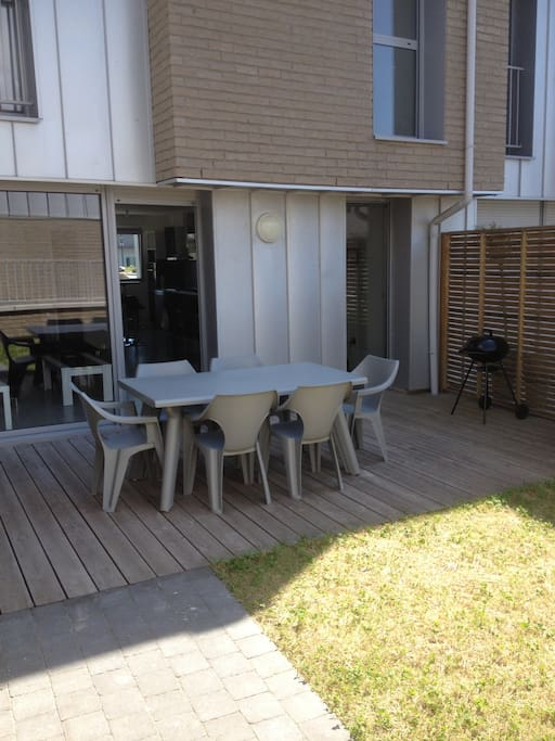 Maison t4 300m de la plage houses for rent in for Garage a louer dunkerque rosendael