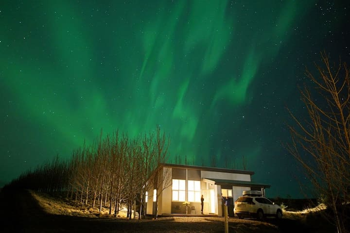 NEW Private House on a Klara´s farm South Iceland