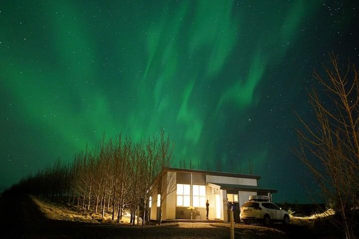 NEW Private House on a Klara´s farm South Iceland