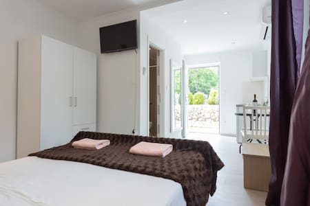 Romantic studio apartment for two in Cavtat - Cavtat - Wohnung
