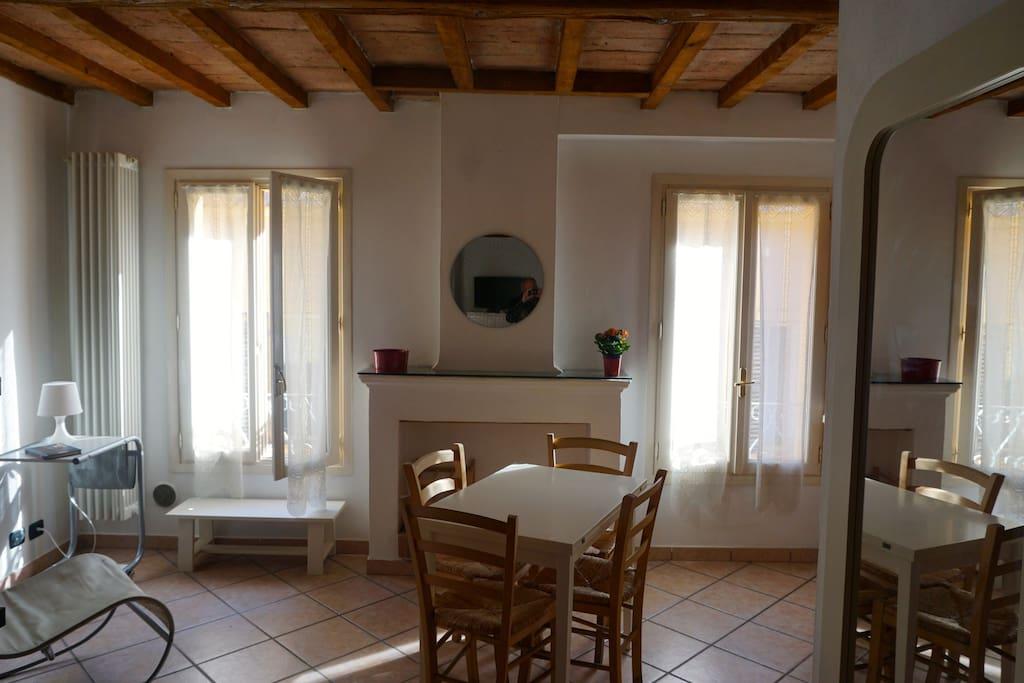 Bianco velo white veil appartamenti in affitto a for Appartamenti in affitto modena