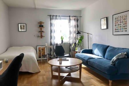 Fin lägenhet (1:a) i centrala Hagfors