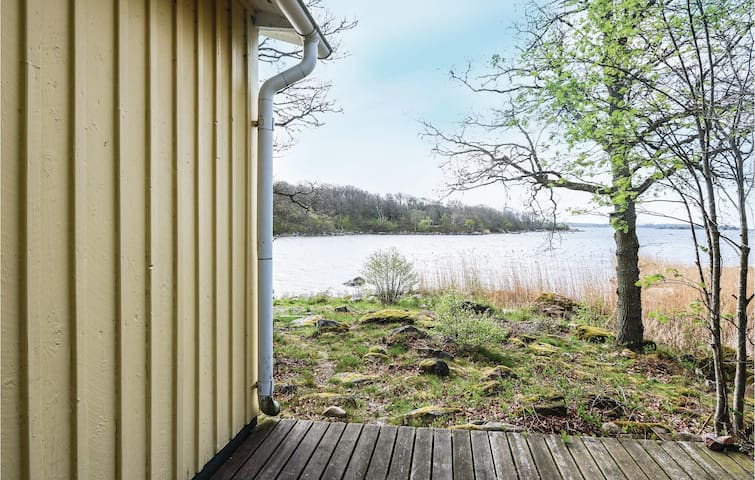 Holiday cottage with 1 bedroom on 20m² in Ronneby