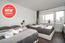 Ravish Modern Suite  / 2 Beds / Parking
