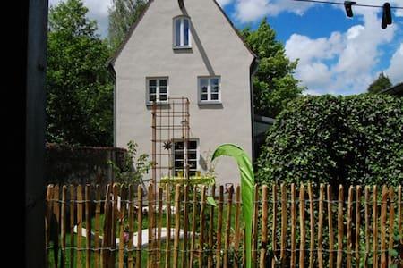 Ferien in einem Denkmal Anno 1604 - House