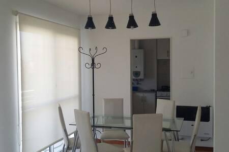 Amplio/Luminoso/Nuevo/rio, parques y centro - 罗萨里奥(Rosario) - 公寓