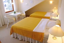 schöne Zimmer,ruhige Lage