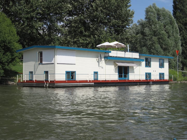 Studio 1  houseboat Anthonia