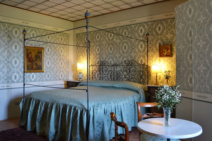 B&b in a charming villa in Chianti - Marcialla - Bed & Breakfast