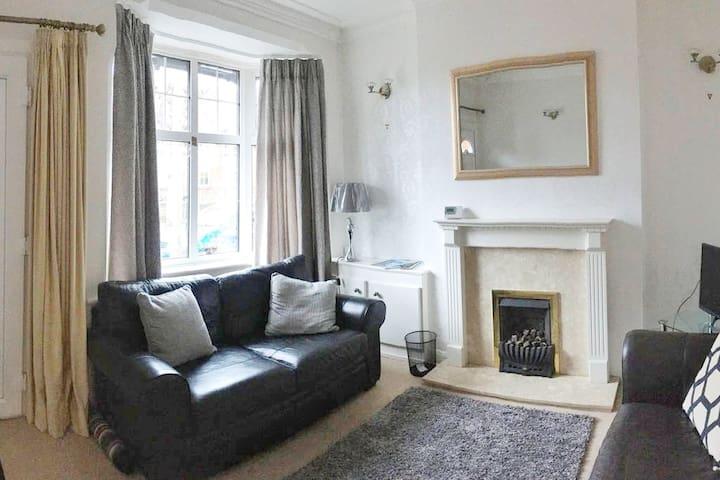 3-Bed Victorian Semi, West Bridgford
