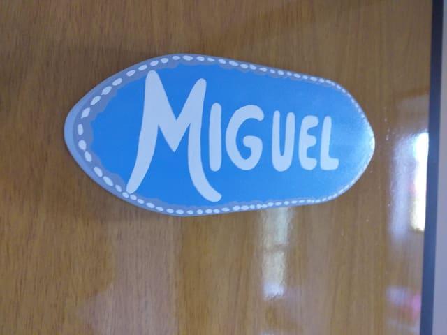 Miguel Room