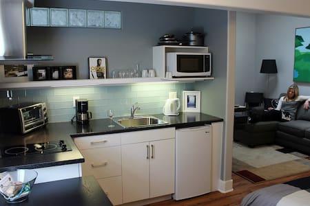 Sunrise Suite, Private, Hotel Style - Merrickville - Bed & Breakfast