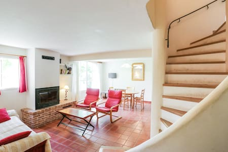 Mas 2 BR, peaceful, stunning view Luberon, 80 m2 - Céreste