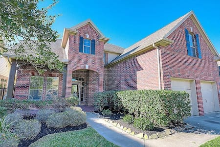 Splendid, fully equipped House in The Woodlands - Magnolia