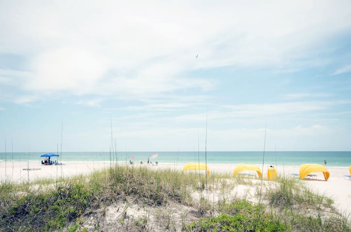 Beach Chill Inn #1 - Suite - Madeira Beach - Apartment