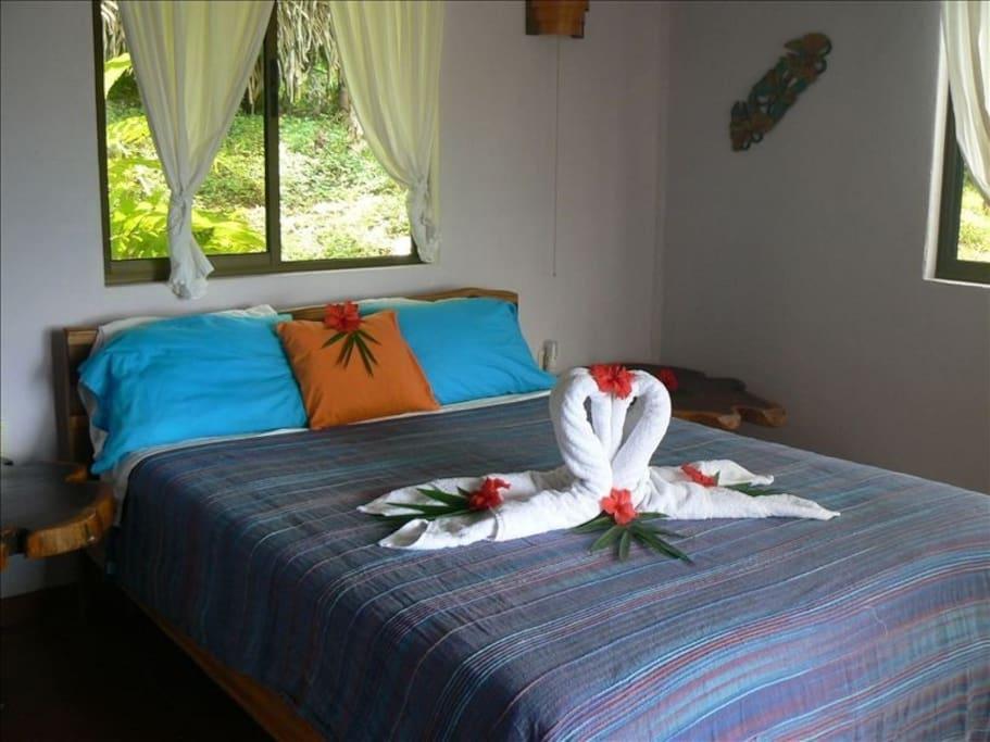 Casa Morfo Master Bedroom