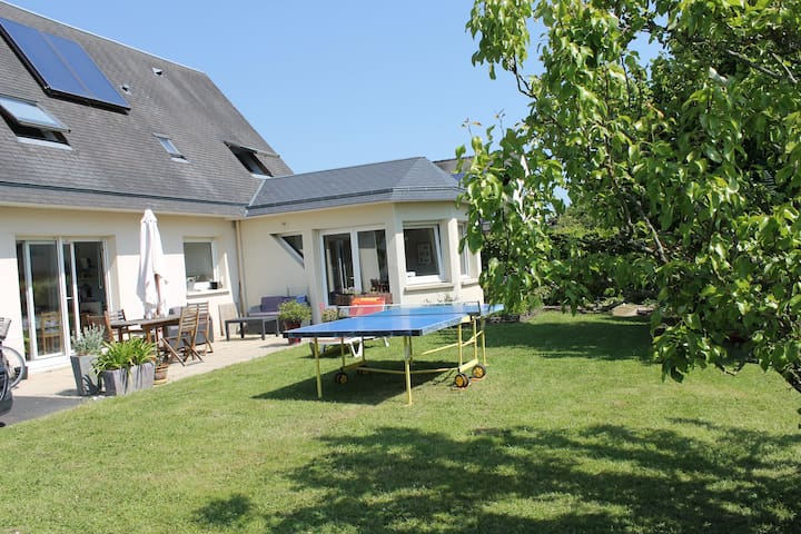 House near Caen and beaches - Authie - Huis