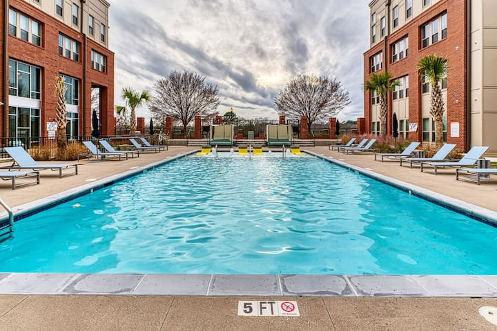 Kasa | Columbia | Dazzling 2BD/2BA Apartment