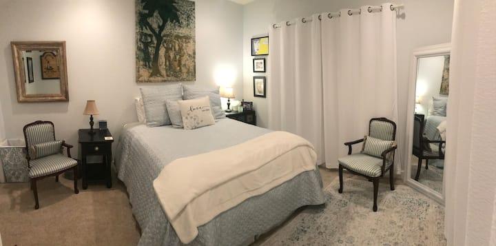 Tranquil 2 Bedroom 1 Bath NE Tally near I-10/#203