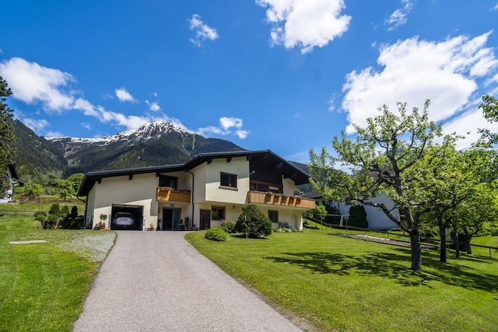 Spacious Apartment in St. Gallenkirch with Garden