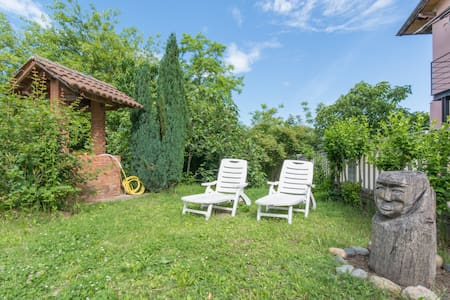 A house in the hill - B&b - Villamiroglio - B&B