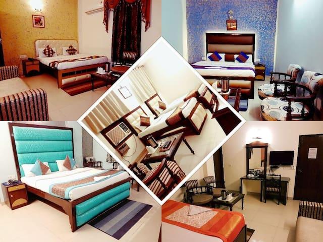 La Familia- hotel cozy stay near karol bagh metro