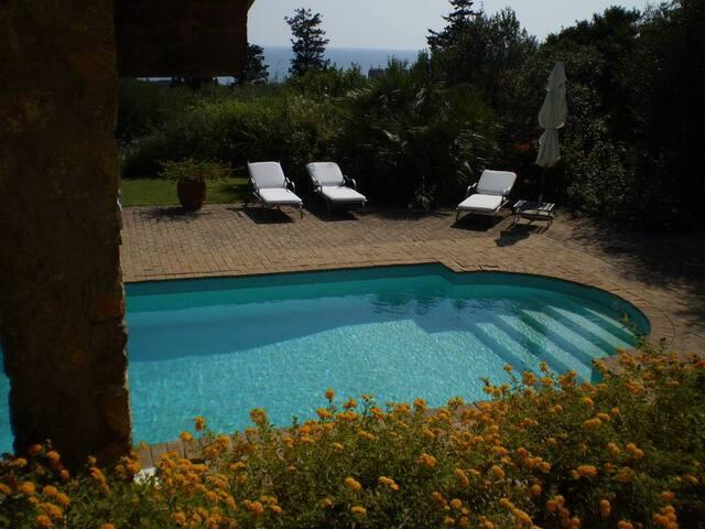 villa azzurra è un vero paradiso!!! - Ansedonia - Villa