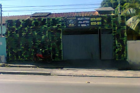 House in Cuiabá with MMA gym
