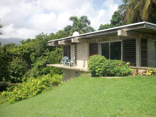 Yunque Brisas Villa - Palmer - บ้าน