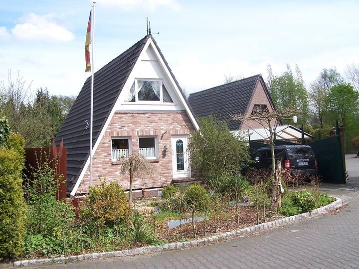 Ferienhaus am Dreiländereck Gronau NRW