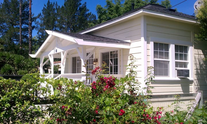 Wine country cottage, 2BR/1BA