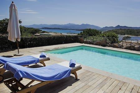 Villa Salina Bamba sea view and pool - Salina Bamba