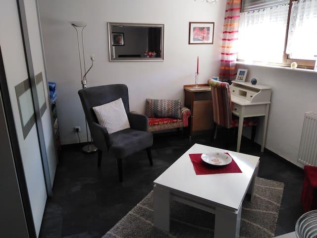 Gemütliche Wohnung Mainz-Finthen/Cosy appartment