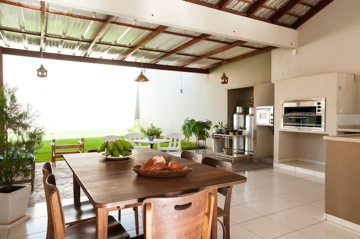 Quarto Arena Pantanal Room Transfer - Cuiabá - Huis