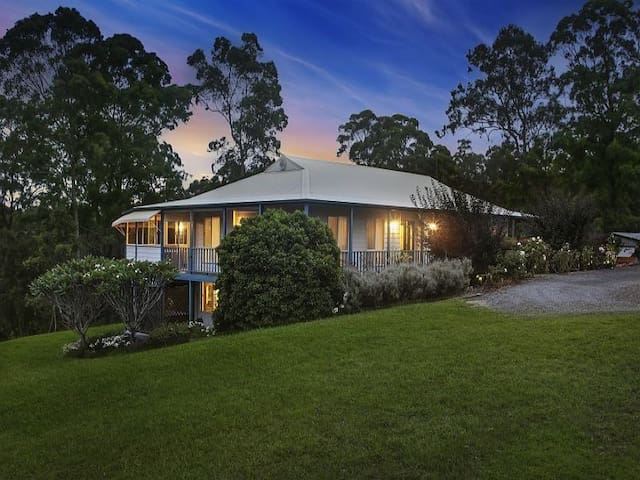 The Ridge Retreat - Port Macquarie Hinterland - Sancrox - Departamento