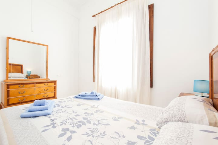 Lovely City-Doublebedroom with Wifi - Palma de Maiorca
