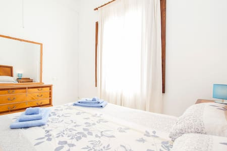 Lovely City-Doublebedroom with Wifi - Palma de Mallorca - Lejlighed